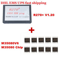 Latest V1.20 R270+ For BMW CAS4 BDM Programmer + M35080V6 M35080 Chip express
