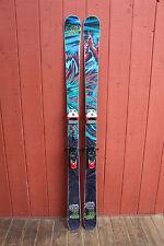 Lib Tech Jib NAS Magne Traction Skis 178 Tyrolia AAAtack Bindings Park Twin Tip