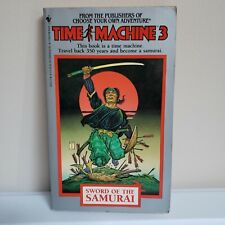 Time Machine #3 Sword of the Samurai 1984 Reaves & Perry 1st print William Stout