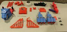 U PICK 1986 Thundercats Cats Lair Castle Parts Pieces head claws door RARE HTF