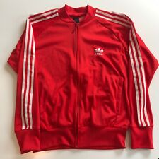 Men's Adidas Tracksuit Top Small