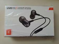 New Harman JBL Live 100 In-Ear Headphones
