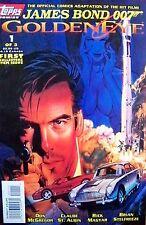 James Bond + 007 + Goldeneye + 1/3 + 1996 + + US