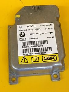 2000-2006 BMW X5 airbag control module