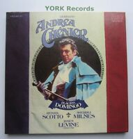RL 02046 - GIORDANO - Andrea Chenier DOMINGO / SCOTTO  - Ex 3 LP Record Box Set