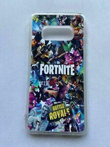 Girls Boys Kids Gamer iPhone Flexi Case 6/7/8/SE/6+/7+/X/XR/11 Samsung S7/8/9/10