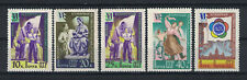 Russia, USSR, 1957, S.c.#1936 - 1940, set of 5 mnh stamps.