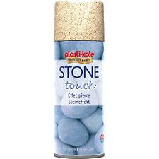 Plasti-Kote STONE Touch vernice Spray da 400ml alabastro