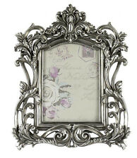 """Maison Chic Silver Ornate Photo Picture Frame  for 7"""" x 5"""" Photo"""