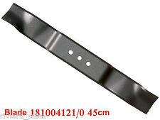 "45cm/17"" Rotante Lama Per Tagliaerba per Mountfield SP470 SP480 HP470 ES464 -"