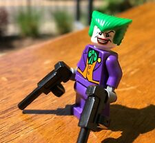 LEGO BATMAN 1ST EDITION JOKER GENUINE AUTHENTIC MINIFIGURE SET 7782 7888 RARE