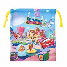 TDS Tokyo Disney Sea Toy Story Pixar Play Time Draw Bag 2019 Buzz Woody Monster
