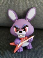 Funko Mystery Mini FNAF Five Nights at Freddy's Nightmare Bonnie with Guitar