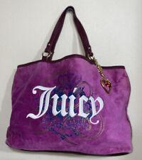 Vintage 90's Juicy Couture Royal Pu