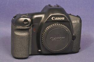 Canon EOS - 1 Spiegelreflex SLR analog / Body Kamera / Sehr schön nice EOS-1