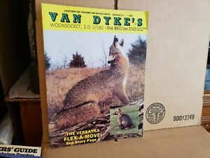 1985 Van Dyke's Taxidermy Catalog 31-T