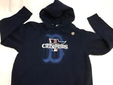 Boston Red Sox 2013 World Series Champions Hoodie Hooded Sweatshirt Mens Medium
