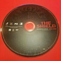 THE SHIELD - Third Season 3 (Three) Disc 1 (One) - Replacement DVD Disc Only