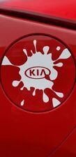 Kia Pro Ceed GT Custom Petrol Fuel Cap Splatter Vinyl Car Sticker Rio Picanto