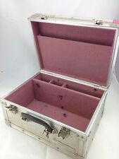 Aluminium Lock Box 390L x 300W x 210D Lockable