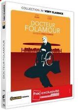 Blu Ray : Dr Docteur Folamour - Ed Digibook FNAC - NEUF