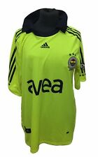 MAGLIA CALCIO ADIDAS FENERBAHCE YASIN 42# FOOTBALL SHIRT TURKEY MAILLOT TRIKOT