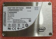 """Intel SSD 320 Series 300GB SATA 3Gb/s 2.5"""" SSD Solid State Drive SSDSA2BW300G3"""