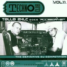 Talla 2XLC Techno club 11 (mix, 2000, goes Pulsedriver) [2 CD]