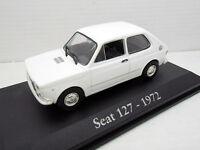 COCHE SEAT 127 1/43 1:43 AÑO 1972  fiat RBA METAL MODEL CAR MINIATURA alfreedom