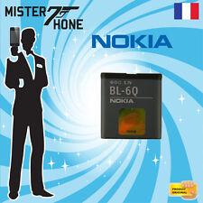 BATERIA DE ORIGEN NOKIA BL6Q BL-6Q 6700 CLASSIC 970mAh Li-ION 3,7V 3,6Wh