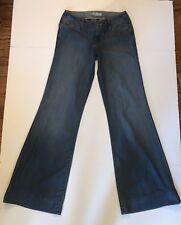 Level 99 Wide Leg Jeans Size 26 Denim