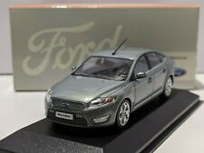 Ford Mondeo Mk4 Grey 1/43 MINICHAMPS Ford Dealer Exclusive Rare
