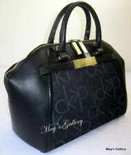Calvin Klein Wristlet Hand Bag Satchel Handbag Purse Wallet Evening Bag Coin  CK