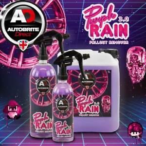 Autobrite Direct - Purple Rain v3, Iron Decontamination Fallout Remover - 500ml