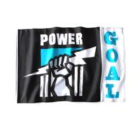 Port Adelaide Power AFL Goal Large Flag (60 cm x 90 cm) LO