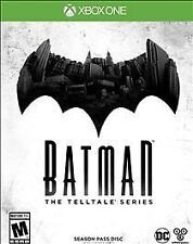 Batman: The Telltale Series - Season Pass Disc (Microsoft Xbox One, 2016)