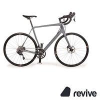 "Cannondale Synapse Carbon Disc Ultegra 2019 Rennrad Fahrrad Grau RH 58cm 28"""