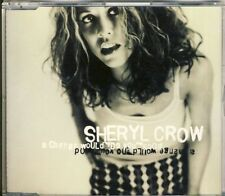 SHERYL CROW - a change would do you good  4 trk MAXI CD 1997