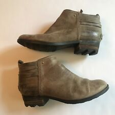 Sorel Lolla Booties Boots Women's Size 9.5
