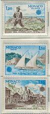Monaco Scott 1178 - 1180 in MNH Condition