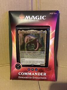 1x Ikoria Commander 2020: Enhanced Evolution New Sealed Magic: The Gathering MtG