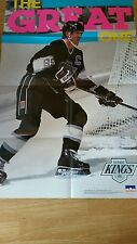 1991 Starline Poster The Great One Wayne Gretzky