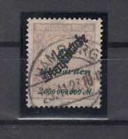 DA7874/ GERMANY REICH – OFFICIAL – MI # D84 USED – CV 180 $