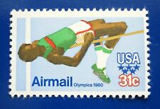 Sc # C97 ~ 31 cent Olympic Games, High Jump (bh26)