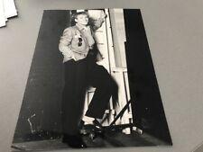 PLASTIC BERTRAND - Photo de presse originale 18x24