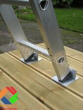 LadderMat footee Anti-Slip SCALETTA Stopper-Antiscivolo per Decking & Erba. FTS