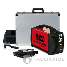 SALDATRICE INVERTER MMA E TIG 230V + ACCESSORI TECHNOLOGY 186 HD 816205 TELWIN
