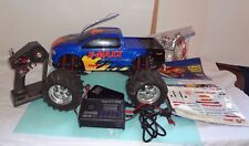 Traxxas E-Maxx 3906 Brushless Truck Used with Remote and MRC Super Brain