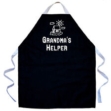 LA Imprints Apron for Kids Children Boys Girls Grandma's Helper