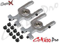 CopterX Spare Part CX450PRO-03-04 Main Shaft Holder 450 PRO